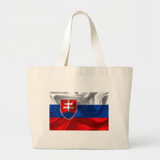 De vlag van Slowakije Grote Draagtas