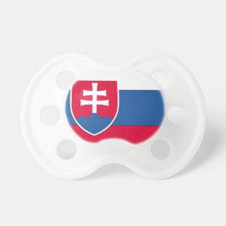 De Vlag van Slowakije Speen