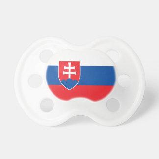 De Vlag van Slowakije Speentje
