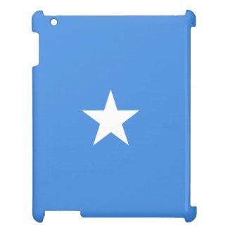 De Vlag van Somalië Hoesje Voor iPad