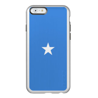 De Vlag van Somalië Incipio Feather® Shine iPhone 6 Hoesje
