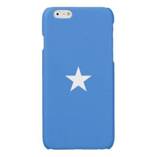 De Vlag van Somalië iPhone 6 Hoesje Glanzend