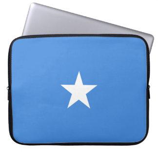 De Vlag van Somalië Laptop Sleeve