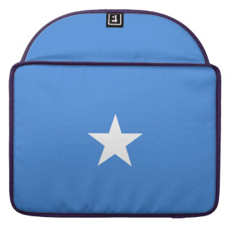 De Vlag van Somalië MacBook Pro Sleeves