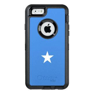 De Vlag van Somalië OtterBox Defender iPhone Hoesje
