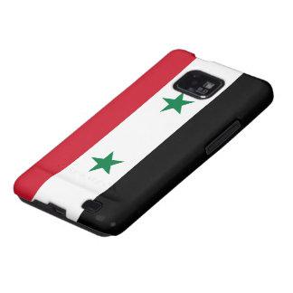De Vlag van Syrië