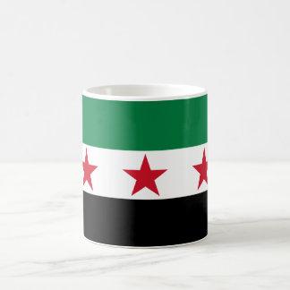 De Vlag van Syrië Koffiemok