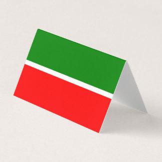 De Vlag van Tatarstan Kaart 0
