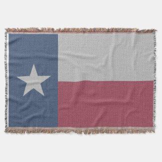 De Vlag van Texas Deken