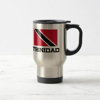 De Vlag van Trinidad Reisbeker