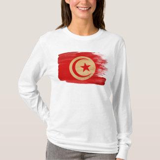 De Vlag van Tunesië T Shirt