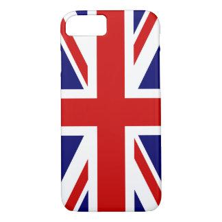 De Vlag van Union Jack van het Verenigd Koninkrijk iPhone 8/7 Hoesje