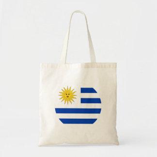 De Vlag van Uruguay Draagtas