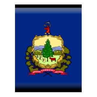 De Vlag van Vermont Briefkaart