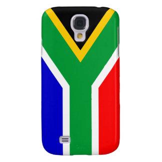 De vlag van Zuid-Afrika Galaxy S4 Hoesje