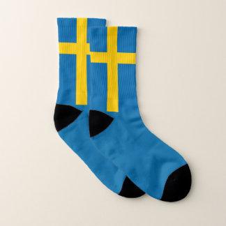 De vlag van Zweden Sokken