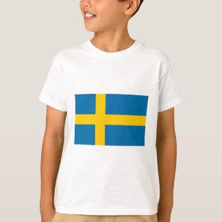 De Vlag van Zweden T Shirt