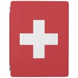 De Vlag van Zwitserland iPad Cover