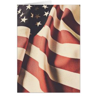De vlagfilter van Verenigde Staten Briefkaarten 0
