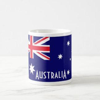 De vlagmok van Australië Koffiemok