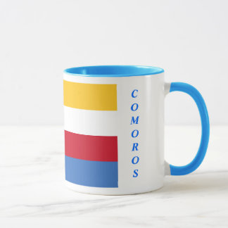 De vlagmok van de Comoren Mok