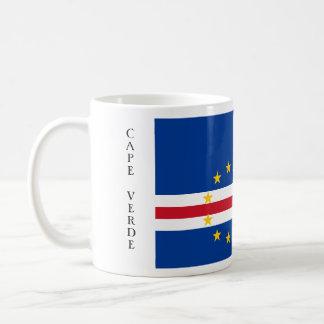 De vlagmok van Kaapverdië Koffiemok