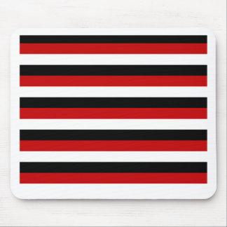 De vlagstrepen van Trinidad en van Tobago Yemen Muismat