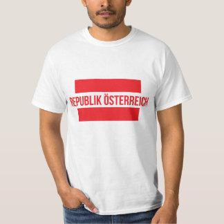 De vlagt-shirt van Österreich Oostenrijk van T Shirt