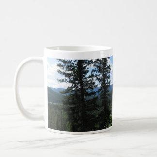 De Vlakten van zeven Mijlen Koffiemok