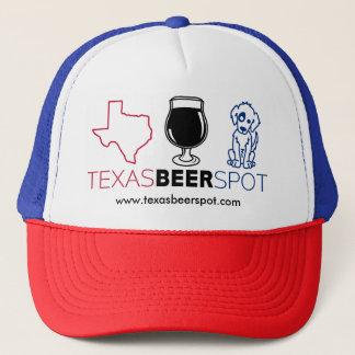 De Vlek van het Bier van Texas Trucker Pet