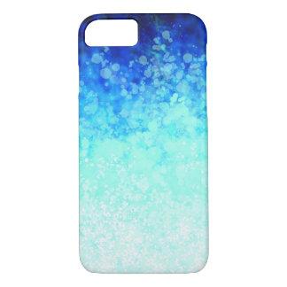 De Vlekken van Aqua - iPhone van Apple 8/7 Hoesje