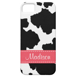 De Vlekken van de Huid van de koe Barely There iPhone 5 Hoesje