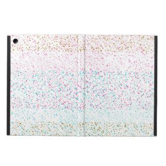 De vlekken van de kleur iPad air hoesje