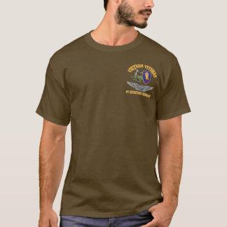 De Vleugels van de Vliegenier van de Dierenarts T Shirt