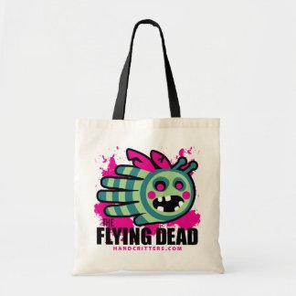 De vliegende Dode Bij Zombee van de Zombie Budget Draagtas