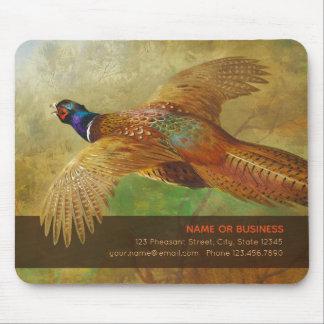 De Vliegende fazant van Thorburn van Archibald Muismat