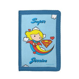 De Vliegende Regenboog van Supergirl van Chibi