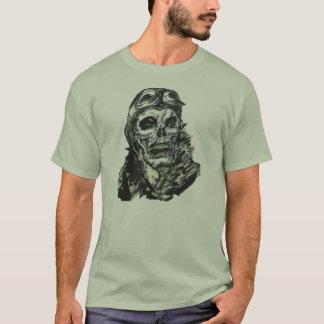De Vliegenier van de schedel T Shirt
