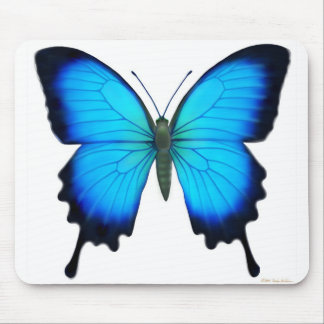 De Vlinder Mousepad van Ulysses van Papilio Muismat
