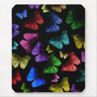 De Vlinder van Buterfly Muismat