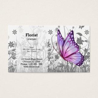 De Vlinder van de fantasie * kiest Visitekaartjes