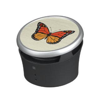 De vlinder van de monarch bluetooth luidspreker