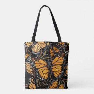 De Vlinder van de monarch Draagtas