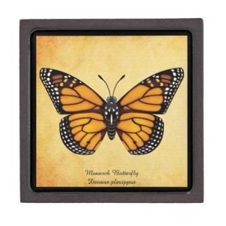 De Vlinder van de monarch Premium Bewaar Doosjes