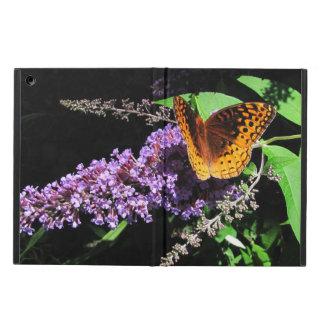 De Vlinder ~ van Fritillary iPad Air Hoesje