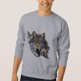 DE VLUCHT VAN HET SWEATSHIRT FOTC VAN DE WOLF BRET