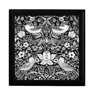 De Vogel van de Jugendstil & het Tapijtwerk van de Decoratiedoosje