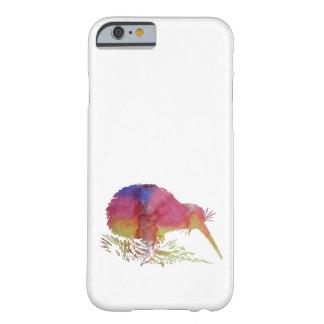 De vogel van de kiwi barely there iPhone 6 hoesje