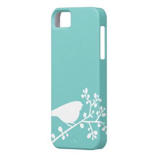 De Vogels en de Bessen van Mod. van de munt {pluk Barely There iPhone 5 Hoesje