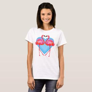 De Vogels van de flamingo T Shirt